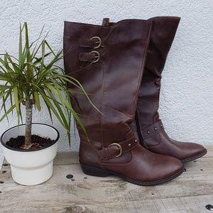 Shoes - Wide calf knee booties
